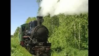 видео Переславль-Залесский – Музей паровозов