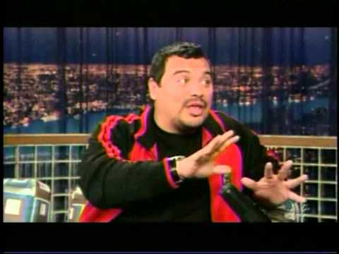 PlatinumCity Presents Carlos Mencia On Late Night With Conan OBrien! Hilarious!