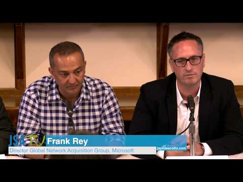TEX NYC 2017: CEO Roundtable - The Innovative Interconnections & Their Impact on Business