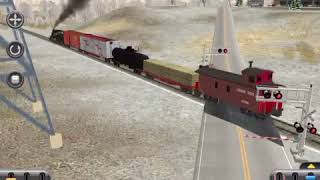 Trainz 2: Review On Baldwin 2-6-0 Steam Engine