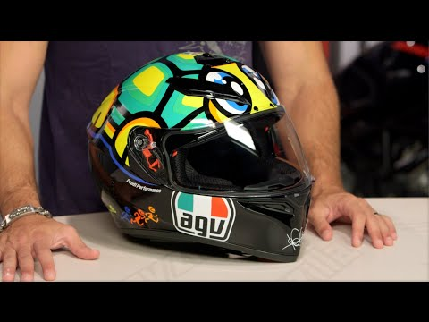 agv k3 sv tartaruga helmet review at revzilla com youtube