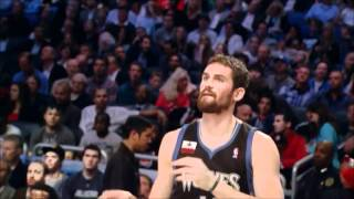 Kevin love three point shootout highlights 2012 (hd)