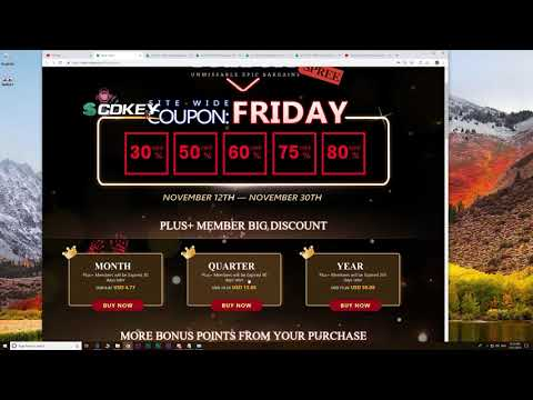 BLACK FRIDAY DEAL's Cheap ITunes, Play Store, Gaming, PS4, Xbox And Microsoft Keys - Discount Code
