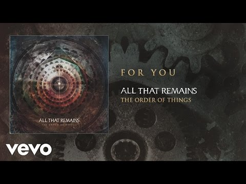 All That Remains  For You audio