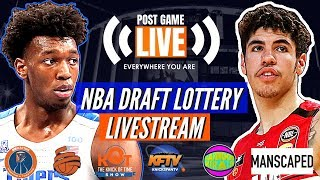 2020 NBA Draft Lottery Live Stream