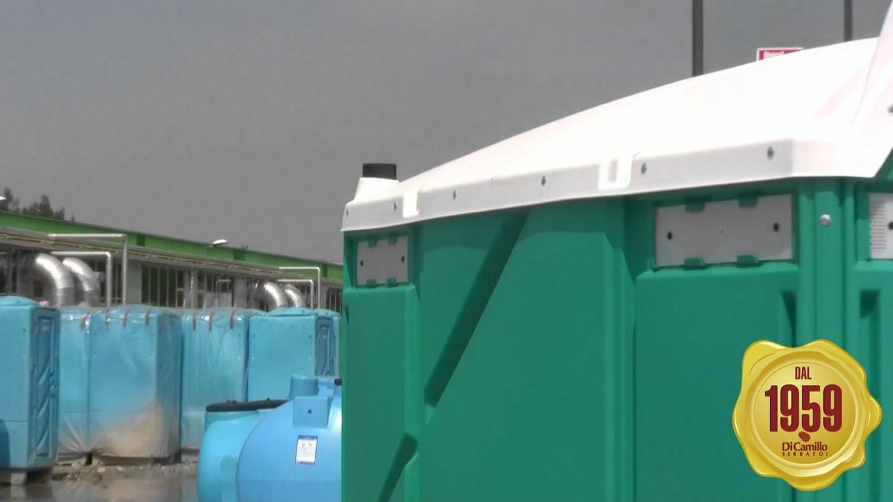 Cabina Bagno Chimico : Cabina bagno per disabili bagno chimico tritone youtube