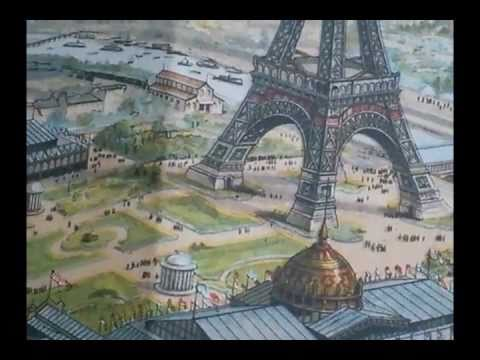 Paris carnet de voyage youtube for Carnet de voyage paris