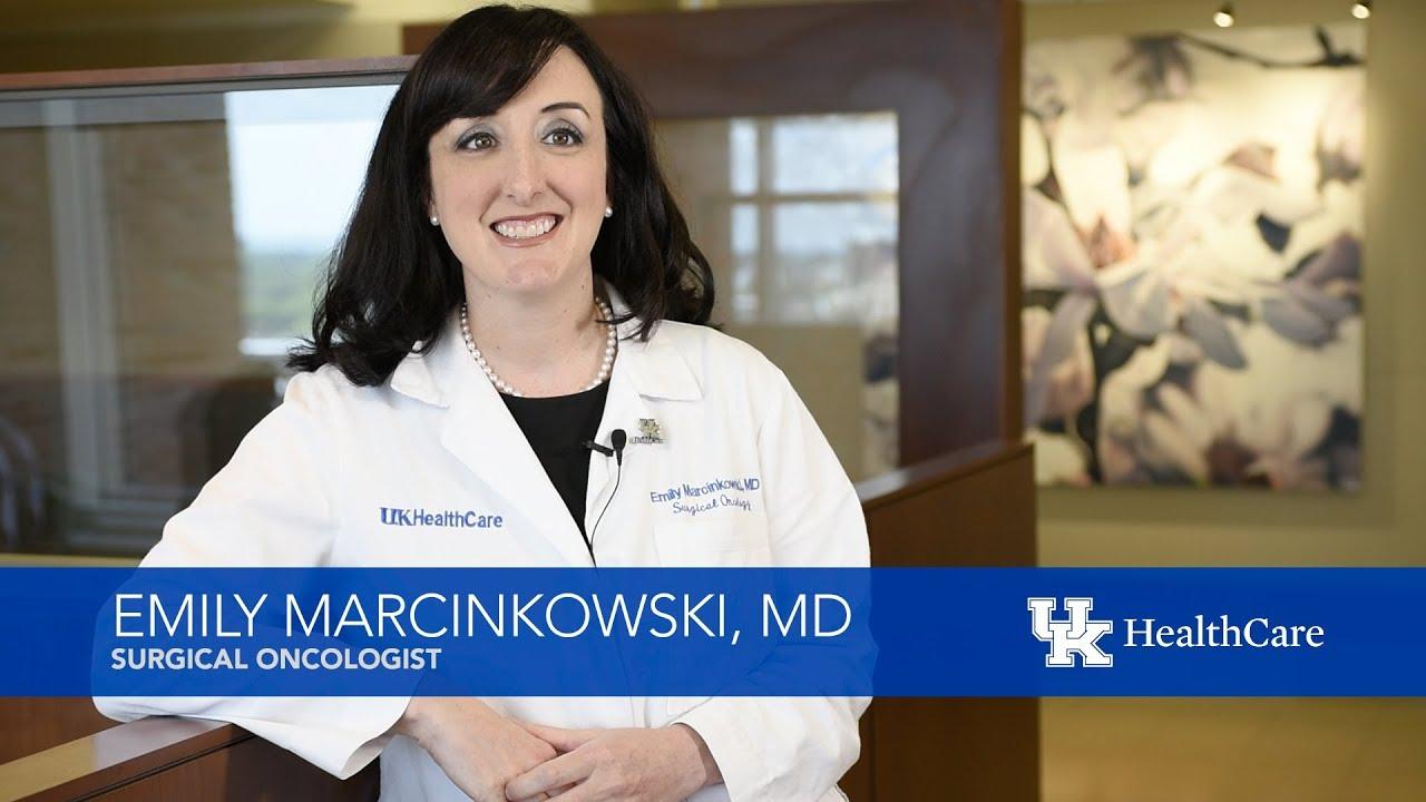 Emily F  Marcinkowski, MD | UK HealthCare