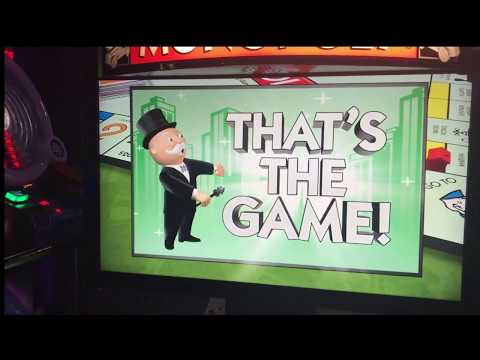 Monopoly Arcade [Best Game] Dave And Busters #daveandbusters #monopoly #bigwin #FTW #wintickets