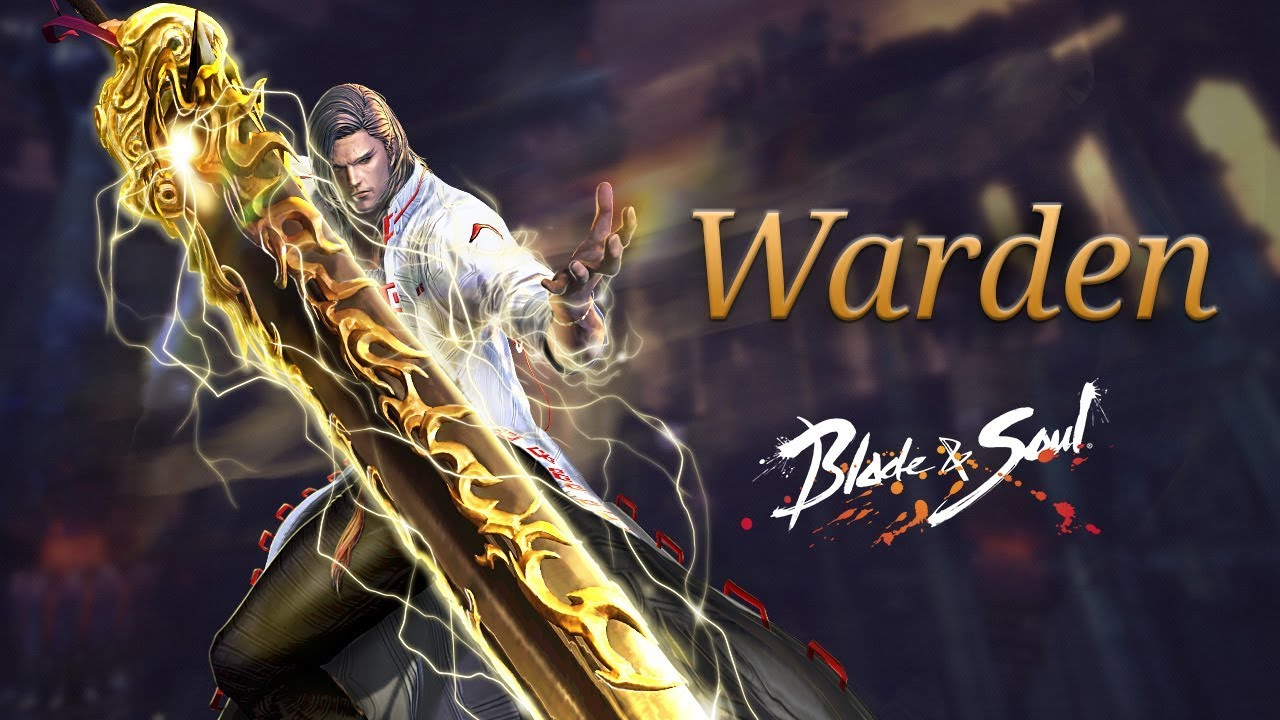 Blade & Soul: Warden Overview