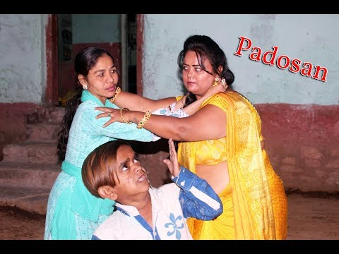 Chotu Ki Padosan Se Jhagde || Khandesh Comedy Video 2018