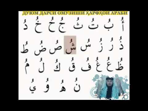 китоби куръон бо забони араби