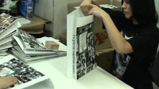 Типография ВОЛЬФ Ручная сборка пакетов Переплет(, 2012-07-26T17:07:32.000Z)