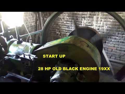 Old Diesel Engine Start up Best Sounding Engine in Village of Punjab