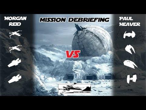 Mission Debriefing ep 9 Paul Heaver v Morgan Reid