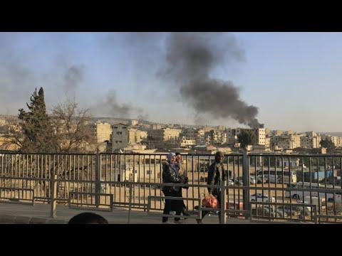 اتفاق بين الأكراد ودمشق يقضي بدخول الجيش السوري إلى عفرين لصد الهجوم التركي  - نشر قبل 1 ساعة