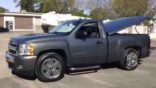 2012 Chevrolet Accessories Custom - Vaca Valley Truck and SUV