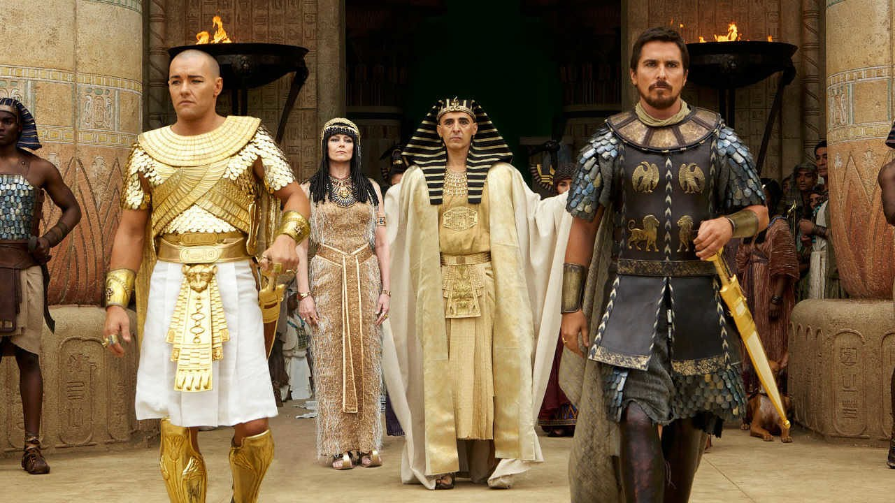 Download New GOD OF EGYPT Trailer 2