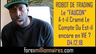 COMMENT GAGNER EN BOURSE AVEC UN ROBOT DE TRADING   le faucon   04 12 18