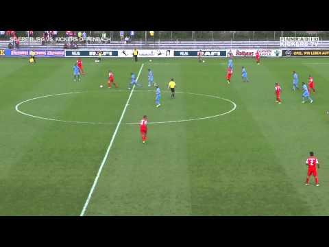 SC Freiburg vs Kickers Offenbach kplt