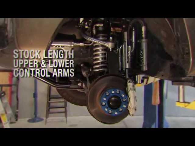 Toyota Tacoma UCA Mid Travel Lift Kit from Total Chaos