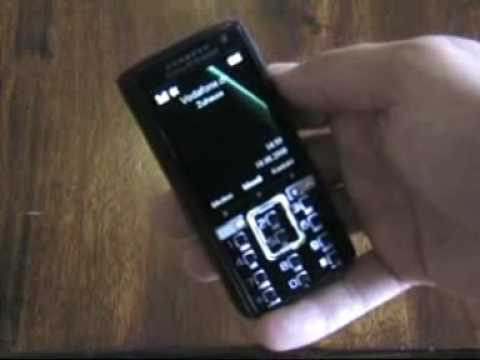 Sony Ericsson K850i im Test.