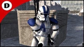 CLONE ORDER 66 INHIBITOR CHIP MALFUNCTION - Men of War: Star Wars Mod
