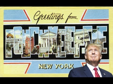 Live Stream: Donald Trump Rally from POUGHKEEPSIE, NY (4-17-16) Hello again TRUMP supporters