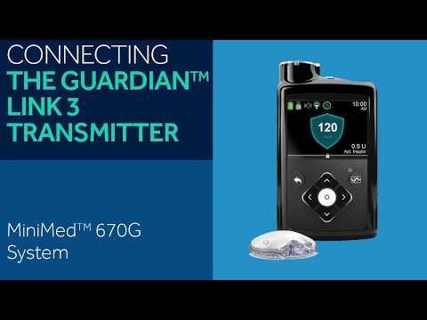 How to Automatically Connect your Guardian™ Link 3 Transmitter