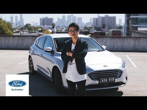 Focus Titanium   Live Like You Mean It   Ford Australia