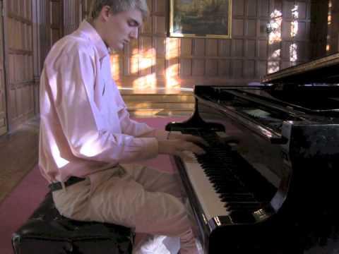 Ocean-John Butler-Robert Brown Piano Cover