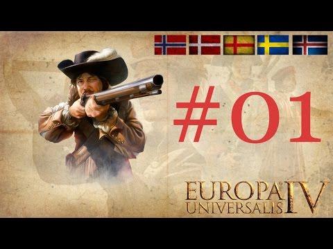 CZ Europa Universalis IV (+3 Expansions) Pt.1