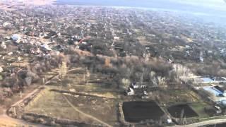політ над м Кіровоград