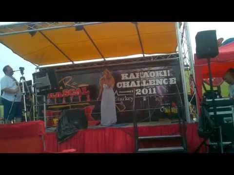 Virginia Beach Flatts Fest Karaoke Winner Kimberly Song 2, COVER