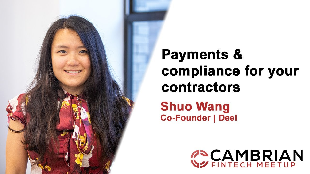 Download Shuo Wang Co-Founder at Deel (YC 2019)