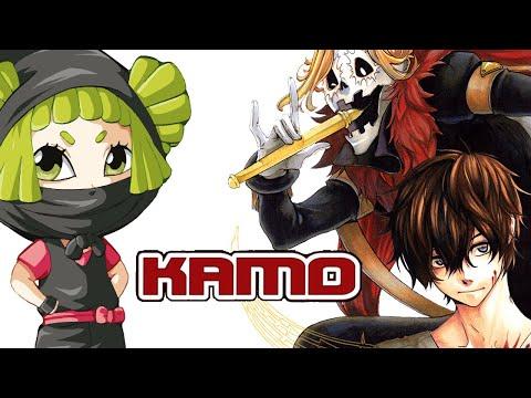 Kamo Pakt mit der Geisterwelt von Ban Zarbo, der beste deutsche Manga? - animando stories 20