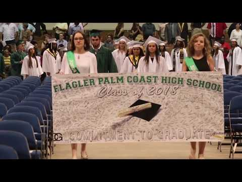 Flagler Palm Coast High School graduation
