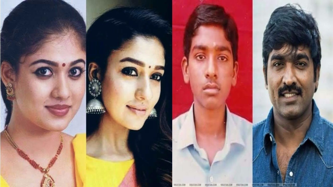 Kollywood Actors Actress Childhood Unseen Photos Unbelievable Tamil Celebrities Teenage Pics