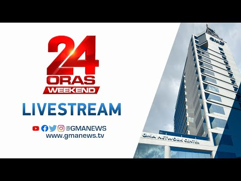 24 Oras Weekend Livestream: March 28, 2021 - Replay
