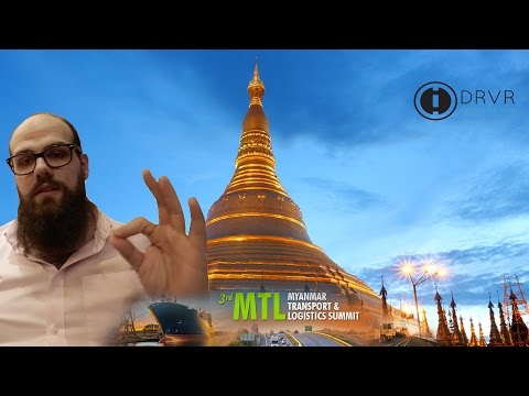 12 Hours in Yangon
