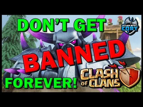 BAN WAVE! *DON'T GET BANNED FOREVER* IN CLASH OF CLANS | COC | FAIR PLAY POLICY