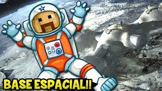 A MINHA BASE ESPACIAL?! - Minecraft: A ERA DO FUTURO 2 #63