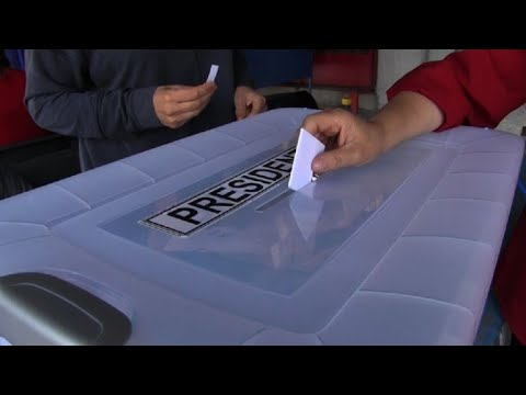 Polls open in Chilean presidential election
