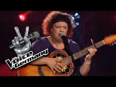 Louis Armstrong - What A Wonderful World | Alexandra Sutter | The Voice of Germany | Blind Audition