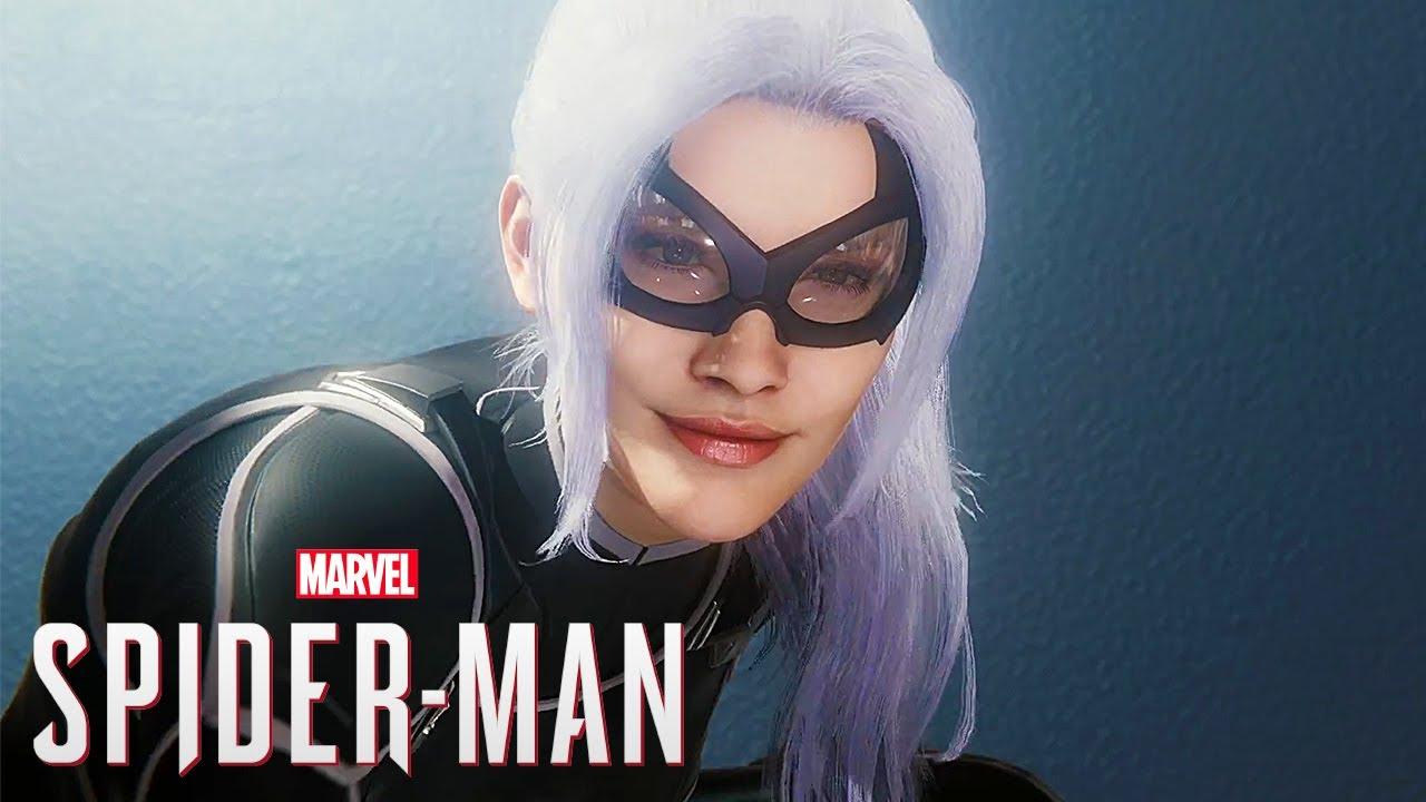 df986de0ca6 Marvel's Spider-Man - The Heist DLC Black Cat Reveal Trailer - YouTube