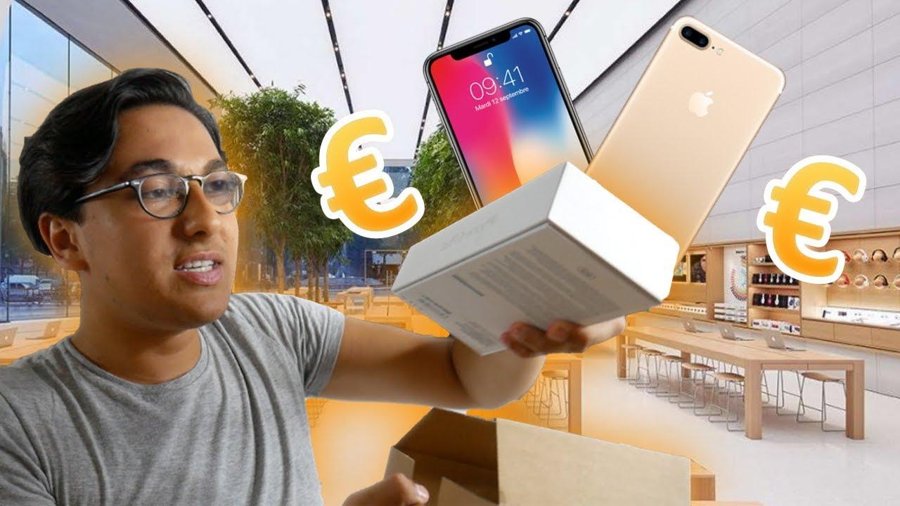 acheter un iphone pasd cher