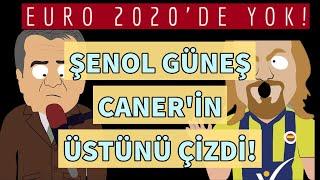 Caner Erkin, Euro 2020ye Çağırılmadı