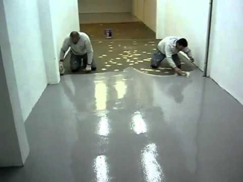 Pintura epoxica youtube - Pintura para pisos de cemento ...