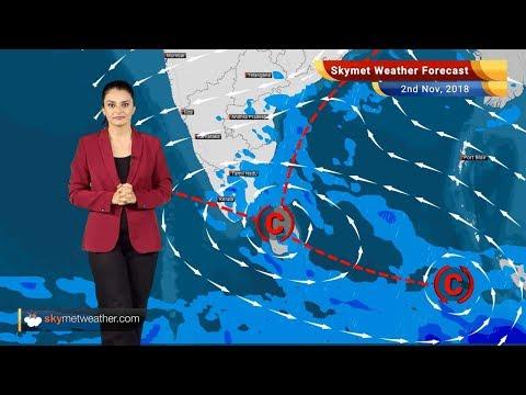 Weather Forecast for Nov 2: Northeast Monsoon to increase rain in Chennai, Tamil Nadu, Kerala