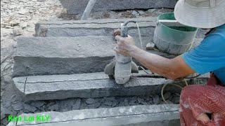 Khám phá nghề đục nóng đá của dân miền núi.